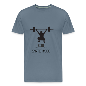 Snatch shirt - Men's Premium T-Shirt