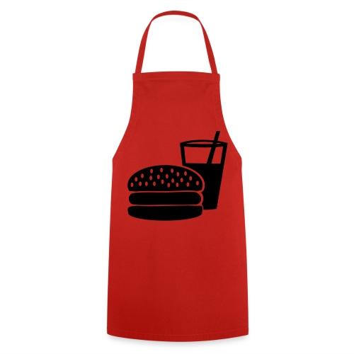 Koch-Schürze - Kochschürze