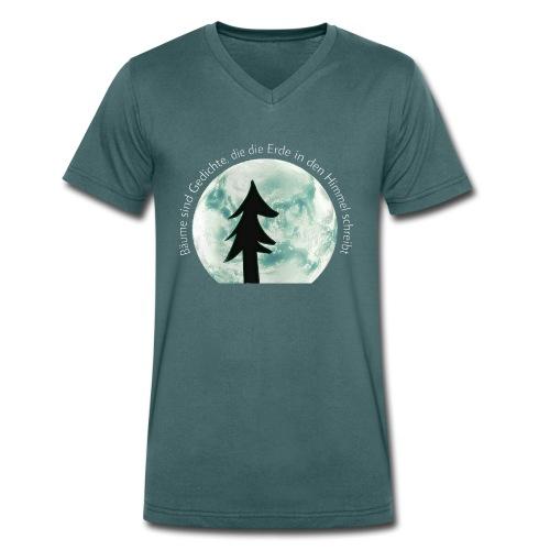 Terra - Männer Bio-T-Shirt mit V-Ausschnitt von Stanley & Stella