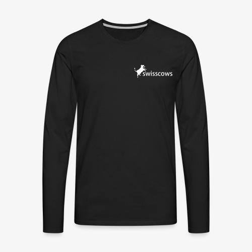 Herrren Langarmshirt - Männer Premium Langarmshirt