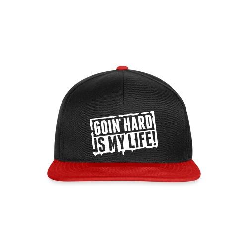 GOIN´ HARD - Snapback Cap