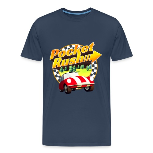 Pocket Rush Men's T-Shirt - Men's Premium T-Shirt