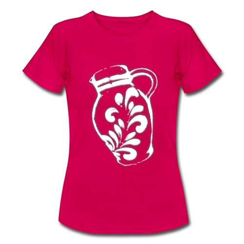 Bembel White - Frauen T-Shirt
