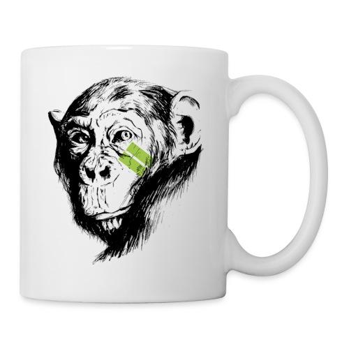 Mug Monkey - Mug blanc