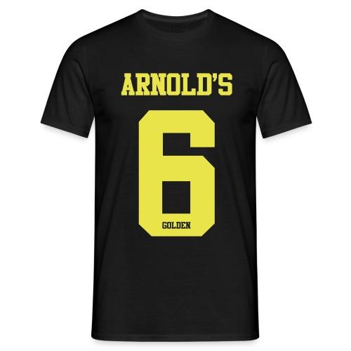 Arnold's Golden Six T-paita - Miesten t-paita