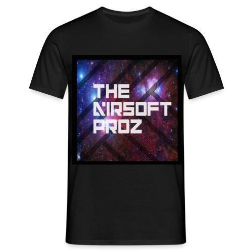 TheAirsoftProz Galaxy Mens Tshirt - Men's T-Shirt