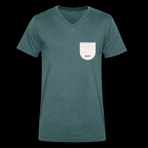 ENIZAN Blasons - T-shirt bio col V Stanley & Stella Homme