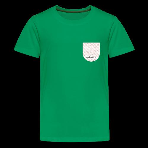 ENIZAN Blasons - T-shirt Premium Ado