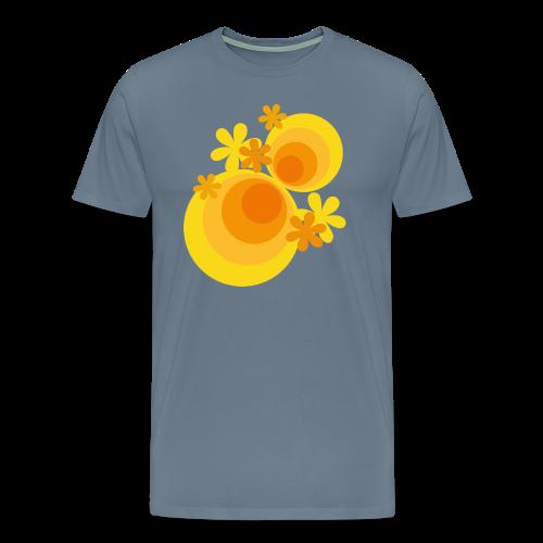 70er Kreise - Männer Premium T-Shirt
