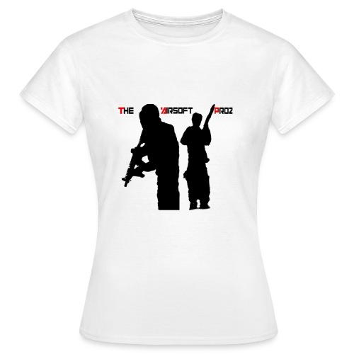 TheAirsoftProz 2nd Edition Womens Tshirt - Women's T-Shirt