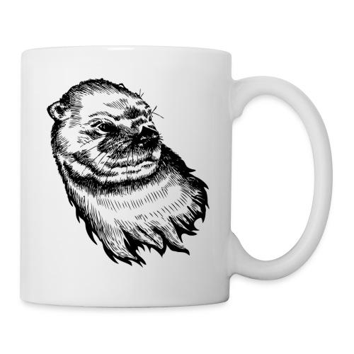 Mug Loutre - Mug blanc