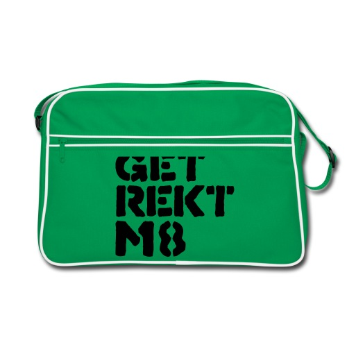 Get Rext M8 Shoulder Bag - Retro Bag