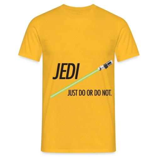 Jedi Just Do! - Men's T-Shirt