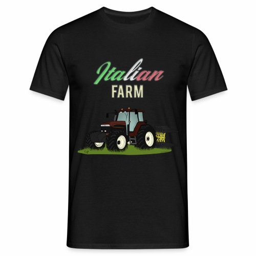 Italian Farm official T-SHIRT - Maglietta da uomo
