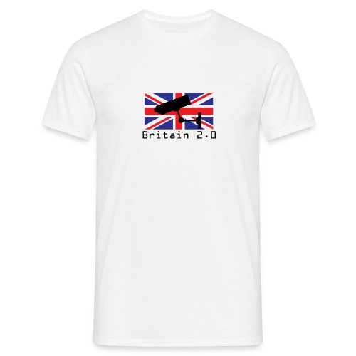 Britain 2.0 - Men's T-Shirt
