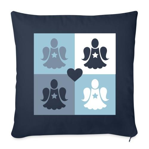 Housse de coussin Déclinaison d'anges gardiens - Sofa pillowcase 17,3'' x 17,3'' (45 x 45 cm)