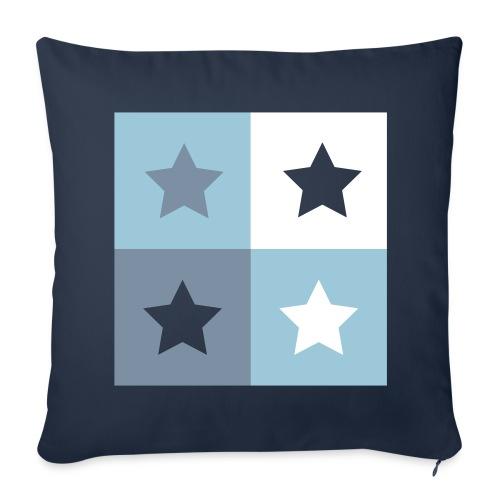 Housse de coussin Déclinaison d'étoiles - Sofa pillowcase 17,3'' x 17,3'' (45 x 45 cm)