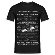 T-Shirts ~ Men's T-Shirt ~ Cocks's Reading Sauce (Front)