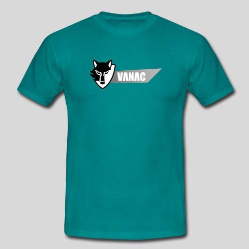 VANAC - Wolfs T-shirt Premium - Männer T-Shirt