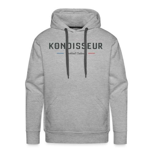 Tee-Shirt Konoisseur - Sweat-shirt à capuche Premium pour hommes