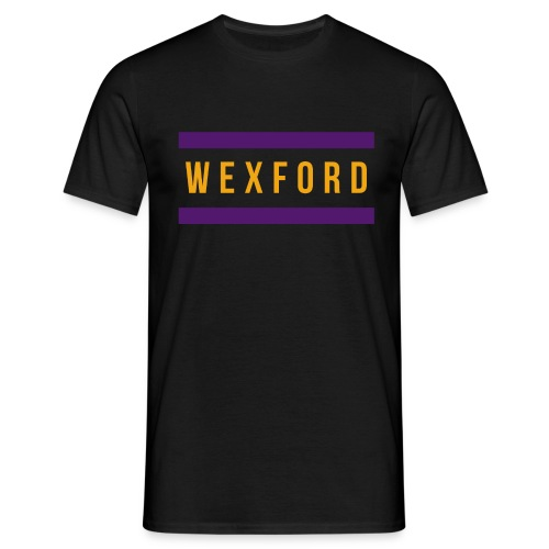 Simple Wexford Logo - Men's T-Shirt - Men's T-Shirt