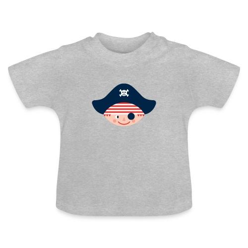 T-Shirt für Babypiraten und Babypiratinnen - Baby T-Shirt