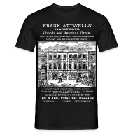 T-Shirts ~ Men's T-Shirt ~ Frank Attwells', Reading (Front)