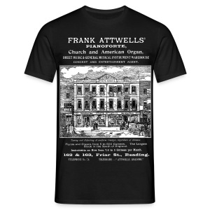 Frank Attwells', Reading (Front) - Men's T-Shirt