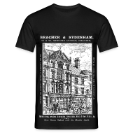 T-Shirts ~ Men's T-Shirt ~ Bracher & Sydenham, Reading (Front)