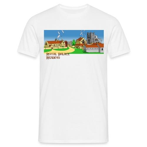 Royal Palace, Reading (Front) - Men's T-Shirt