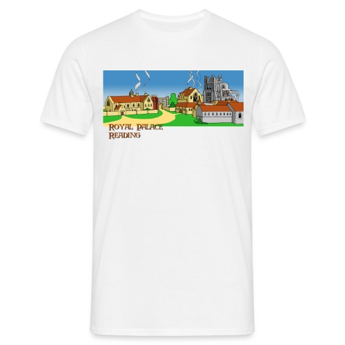 Royal Palace, Reading (Front) - Men's T-Shirt