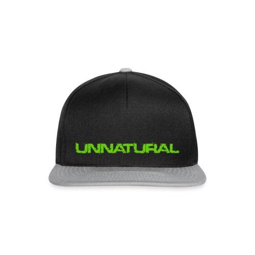 Unnatural Cap - Snapback Cap