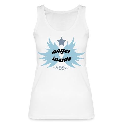 Débardeur Bio Femme Angel Inside - Women's Organic Tank Top by Stanley & Stella