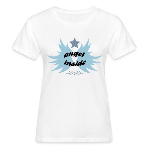 Tee shirt Bio Femme Angel Inside - Women's Organic T-Shirt