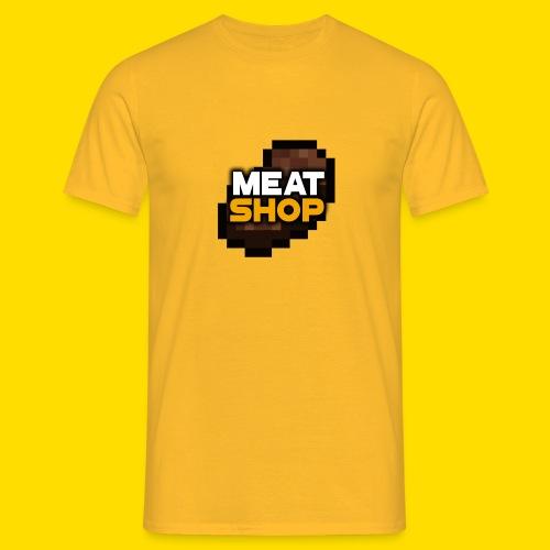 Basic MeatShop T-Shirt - T-skjorte for menn