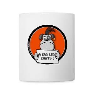 A bas les chats (general) - Tasse