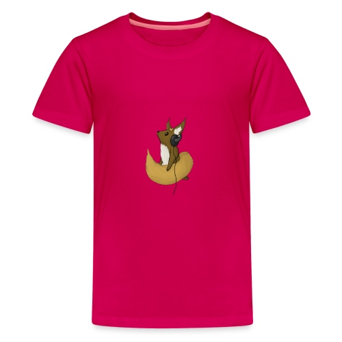 T-Shirt | SquirrelBeats | TEENAGER - Teenager Premium T-Shirt