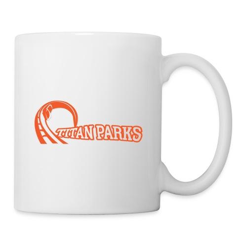 Orange Titan Parks Mug - Mug