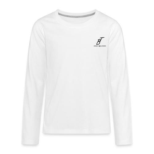BT Shirt - Teenager Premium Langarmshirt