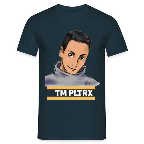 TEAM PLAYTRX [FÜR JUNGS] [NAVY BLAU] - Männer T-Shirt
