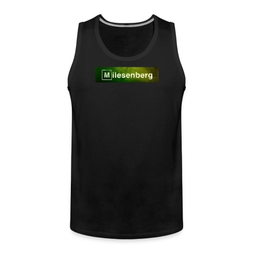 Milesenberg Tank Top for Men - Men's Premium Tank Top