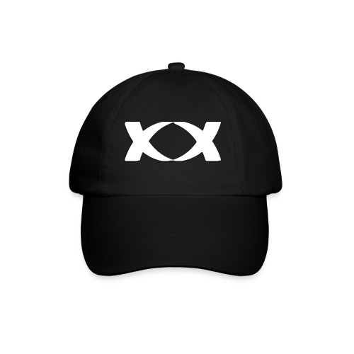 Hantinson Logo Sports cap (Black) - Baseball Cap