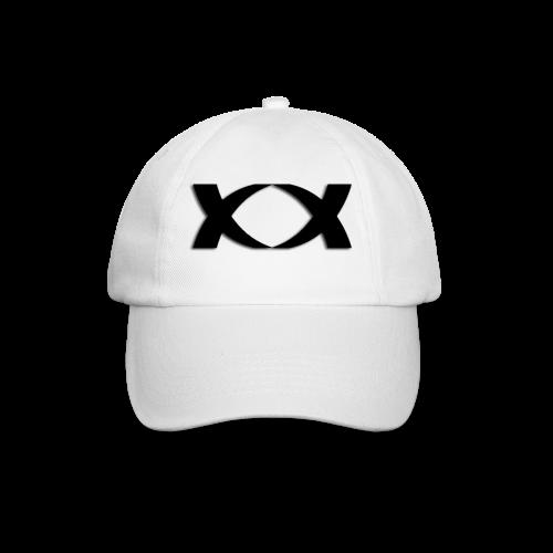 Hantinson Logo Sports cap (White) - Baseball Cap