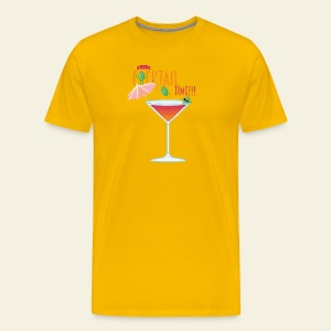 It's Cocktail Time - T-shirt Premium Homme
