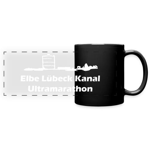Tasse mit ELK Logo - Panoramatasse farbig