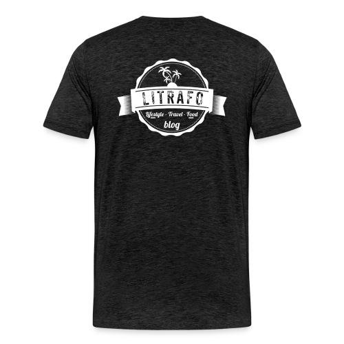 LITRAFO - Das T-Shirt - Männer Premium T-Shirt