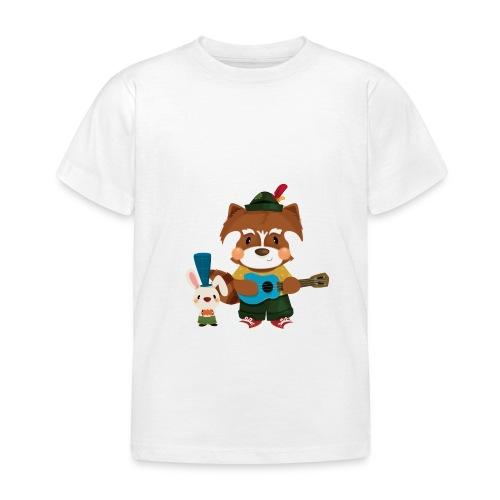 TEE SHIRT MUSICIEN - T-shirt Enfant