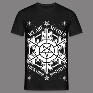 COLD TEE - Men's T-Shirt