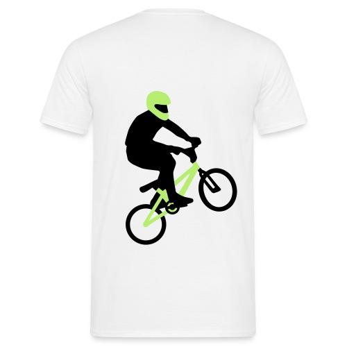 T-Shirt von D.H.Rider,für Männer - Männer T-Shirt