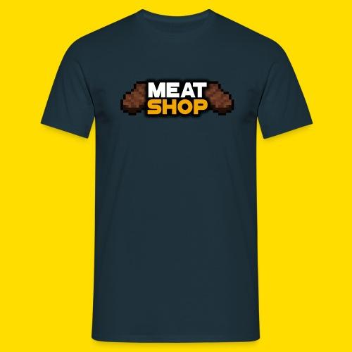 Double Meat MeatShop T-Shirt - T-skjorte for menn